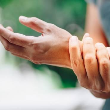 Patologie del polso e della mano
